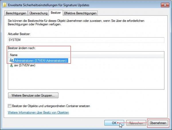 mse_5_signature_updates_besitzer_administratoren