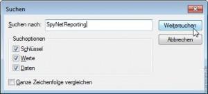 mse_registry_regedit_spynet_suchen