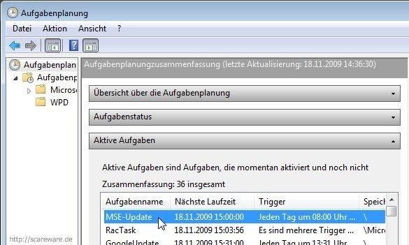 windows-7-aufgabenplanung