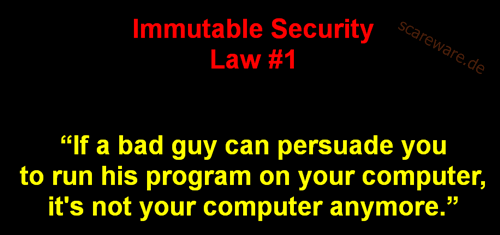 Microsoft Security Screen Savers