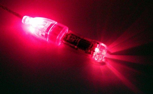 Das Victorinox Secure im Dunkeln