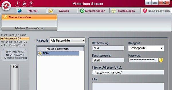 Test: Victorinox Secure - Schweizer Taschenmesser mit biometrischem on