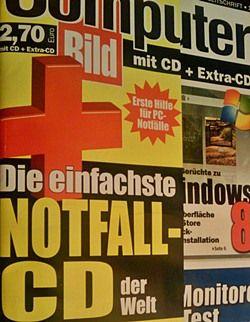 >>Die einfachste Notfall-CD der Welt