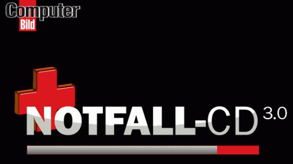 ComputerBild Notfall-CD 3.0