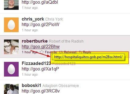 Twitter: URL-Vorschau
