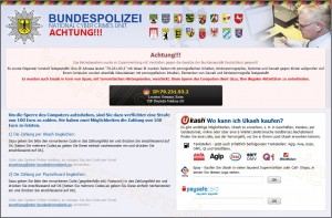 Bundespolizei - National Cyber Crime Unit - Achtung!!!