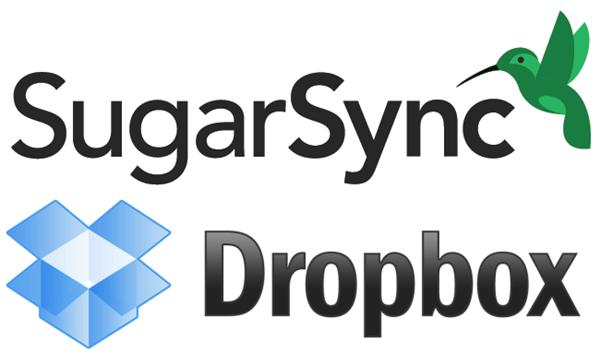 Alternative zu Dropbox: SugarSync