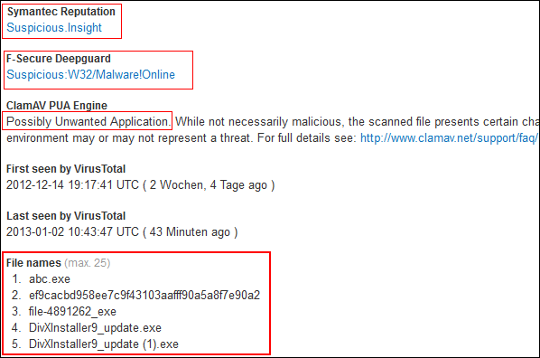 DivXInstaller9_update_exe_virustotal_additionalinfo