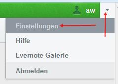evernote_passwort_aendern_1