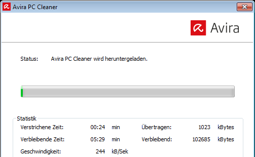 Avira PC Cleaner: Download