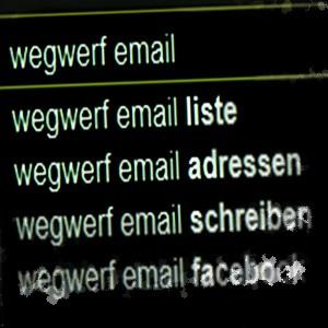 Meine E Mail Adresse Lautet wegwerf mail 12 dienste für email adressen ohne anmeldung