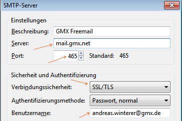 gmx-mail-konto-ssl-smtp-thunderbird
