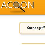 Sichere Suchmaschinen: Acoon