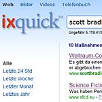 Sichere Suchmaschinen: Ixquick