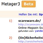 Sichere Suchmaschinen: MetaGer
