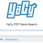 Sichere Suchmaschinen: YaCy, Faroo