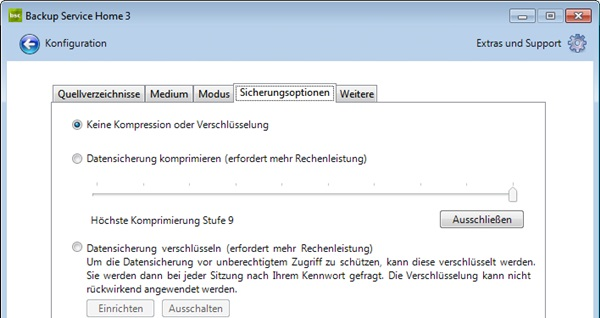 backup-service-home-sicherungsoptionen