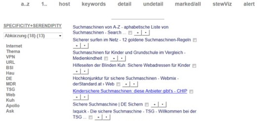 Suchmaschine: serioussearch.de