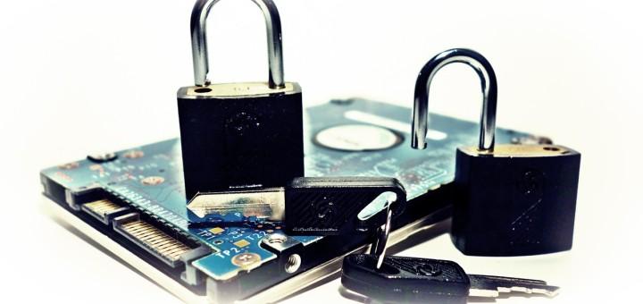 Selbstverschlüsselnde Festplatte / SED Self Encrypting Drive